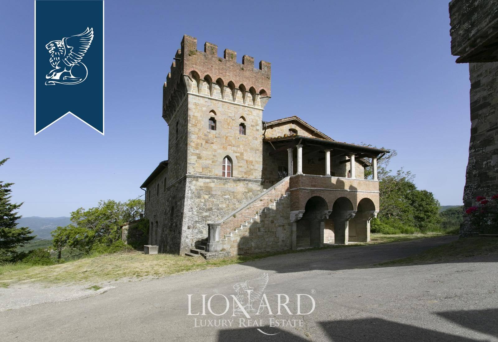 Villa in Vendita a Subbiano: 0 locali, 2040 mq - Foto 6