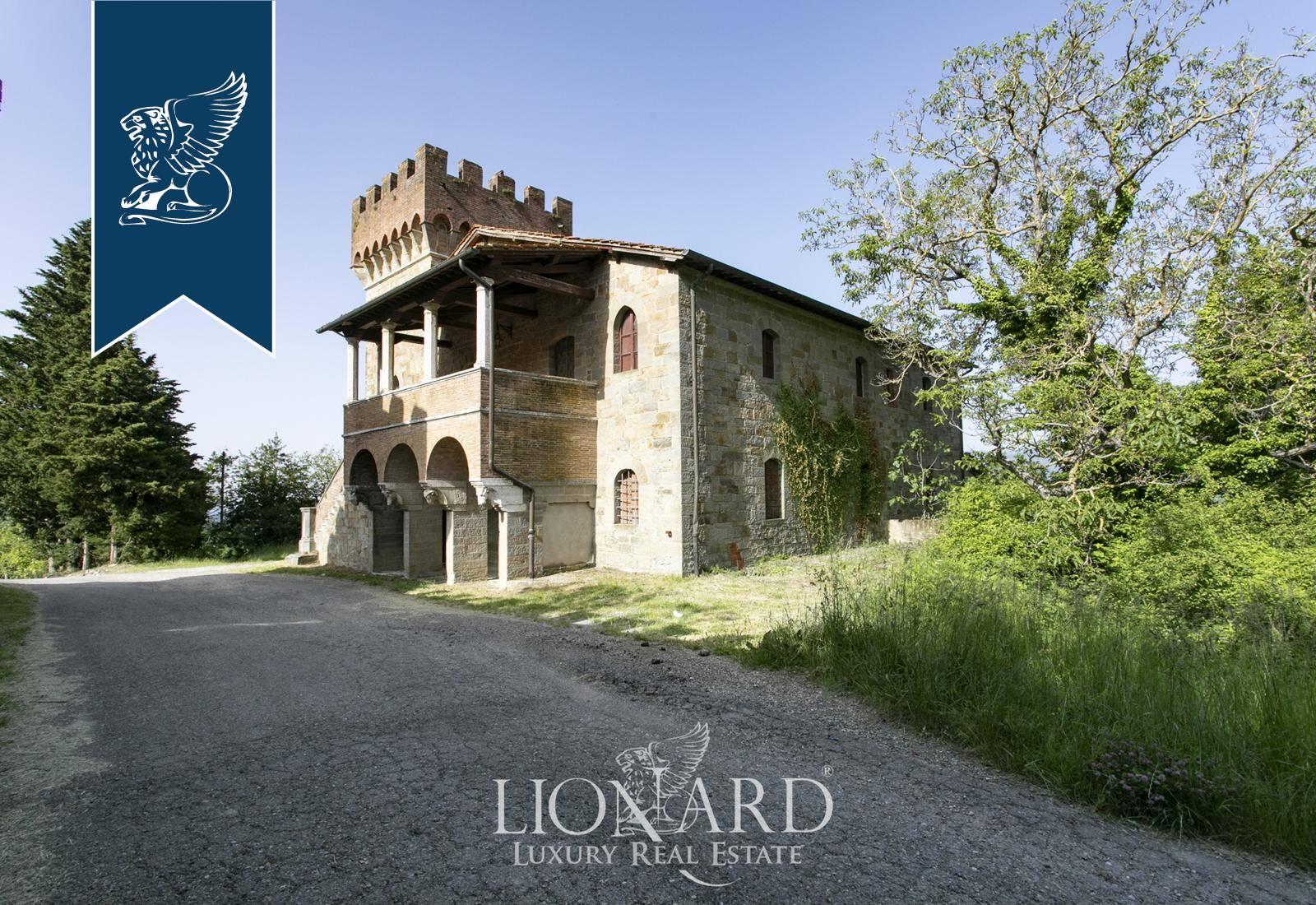 Villa in Vendita a Subbiano: 0 locali, 2040 mq - Foto 9