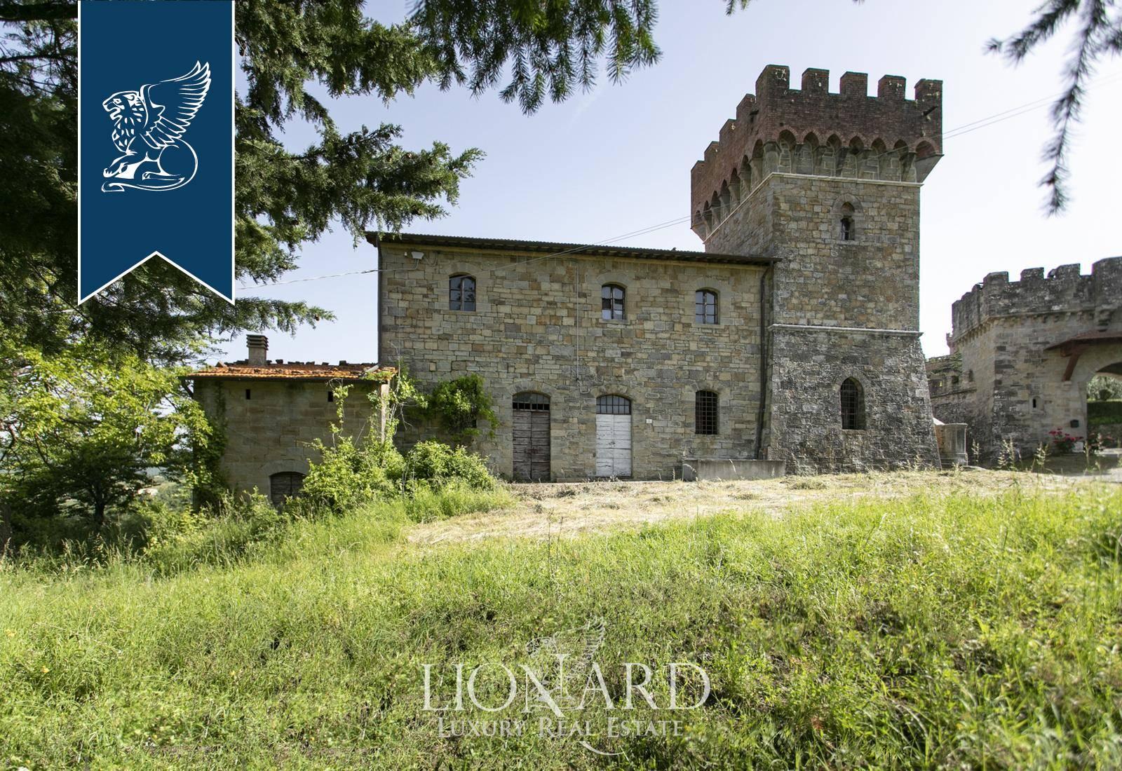 Villa in Vendita a Subbiano: 0 locali, 2040 mq - Foto 7
