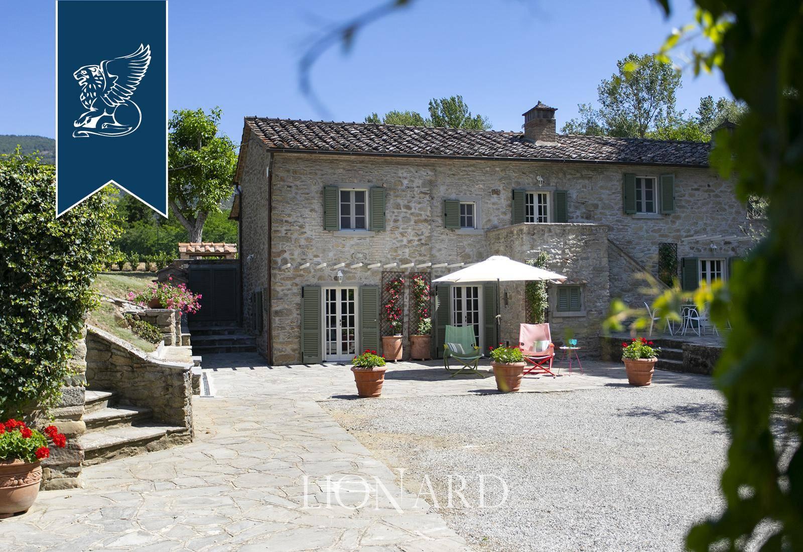 Villa in Vendita a Cortona: 0 locali, 270 mq - Foto 3