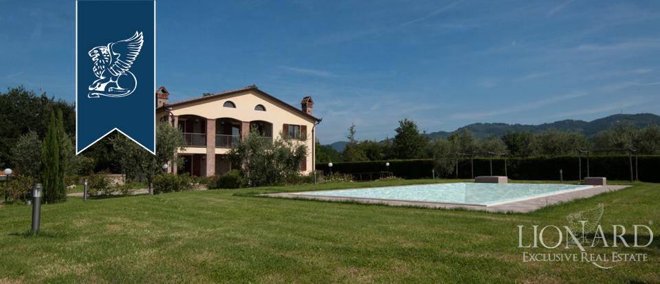 Villa in Vendita a Lamporecchio: 0 locali, 550 mq - Foto 1