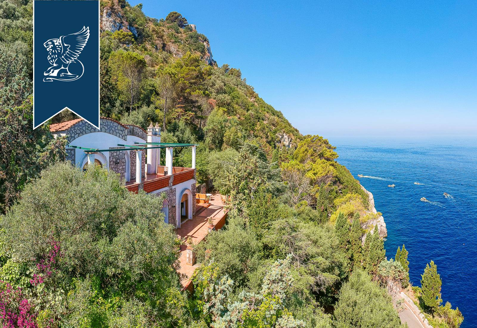 Villa in Vendita a Anacapri: 0 locali, 400 mq - Foto 2