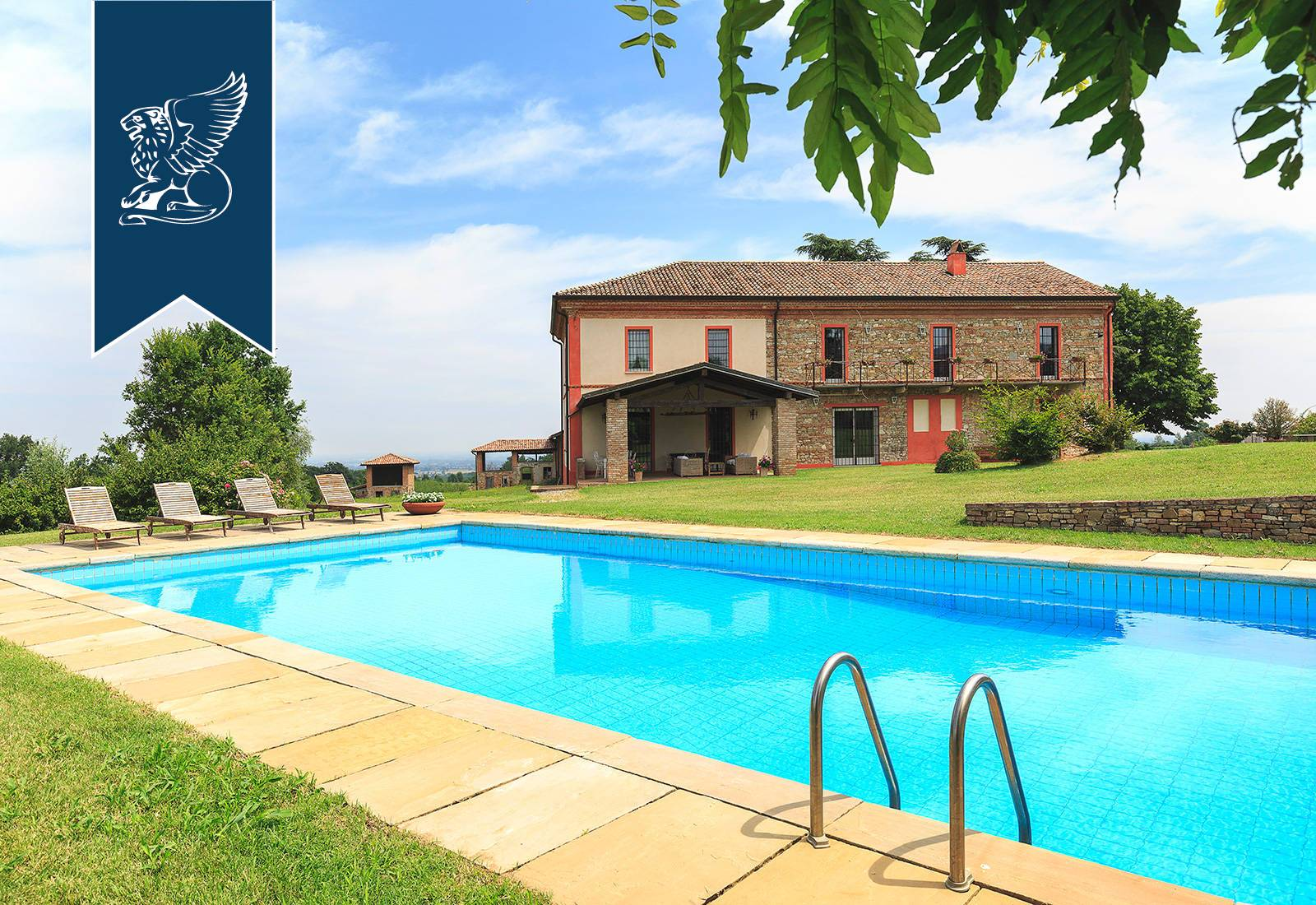 Villa in Vendita a Gazzola: 0 locali, 600 mq - Foto 3