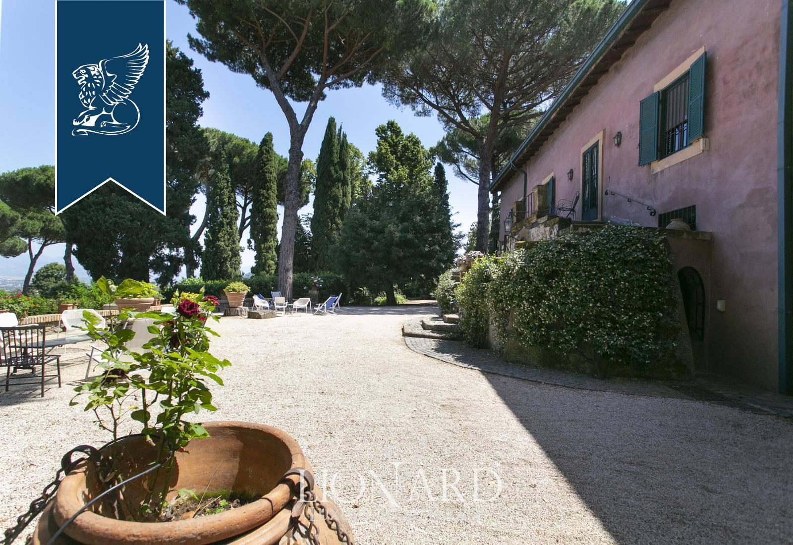 Villa in Vendita a Montecompatri: 0 locali, 850 mq - Foto 9