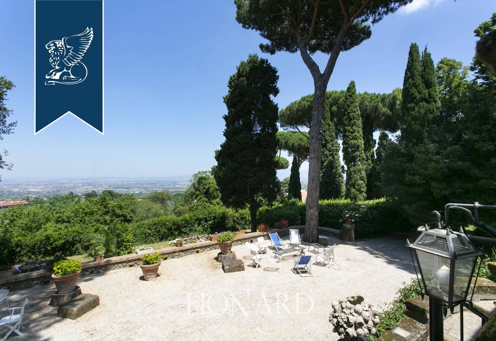 Villa in Vendita a Montecompatri: 0 locali, 850 mq - Foto 4