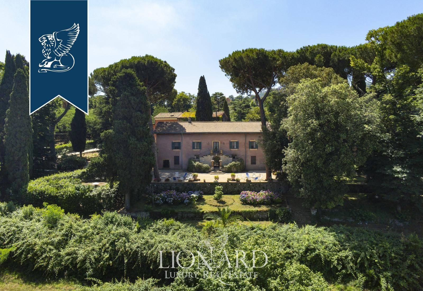 Villa in Vendita a Montecompatri