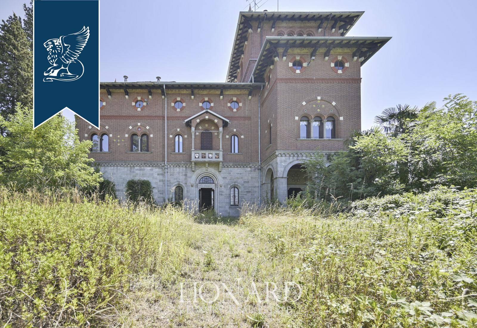 Villa in Vendita a Gavirate: 0 locali, 2500 mq - Foto 1