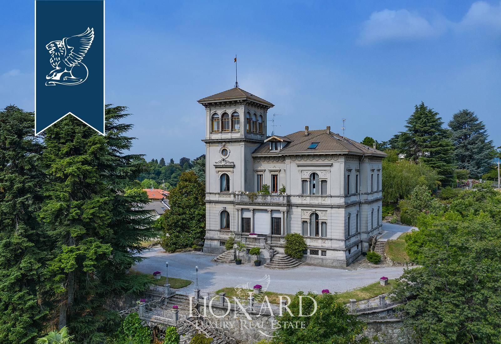 Villa in Vendita a San Fermo Della Battaglia: 1400 mq