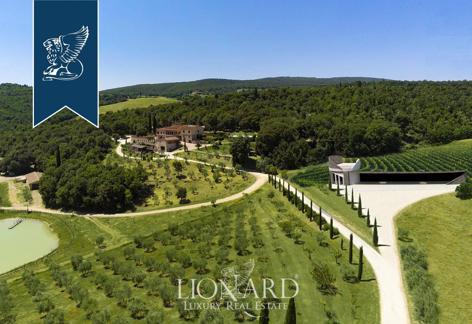 Azienda in Vendita a San Gimignano: 0 locali, 2000 mq - Foto 1