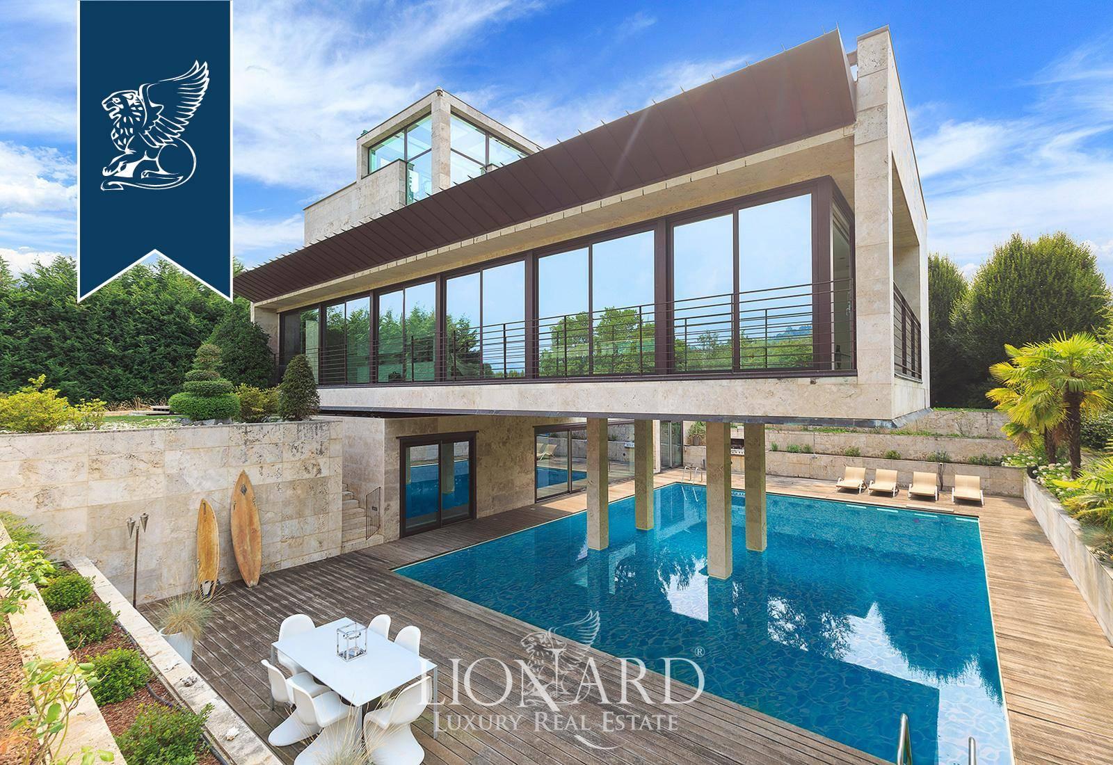 Villa in Vendita a Cernusco Lombardone: 0 locali, 550 mq - Foto 1