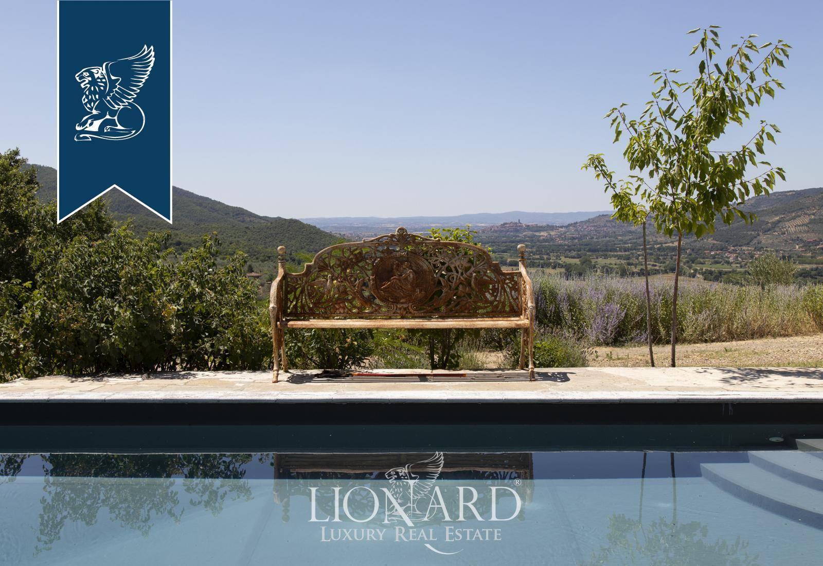 Villa in Vendita a Castiglion Fiorentino: 0 locali, 500 mq - Foto 4