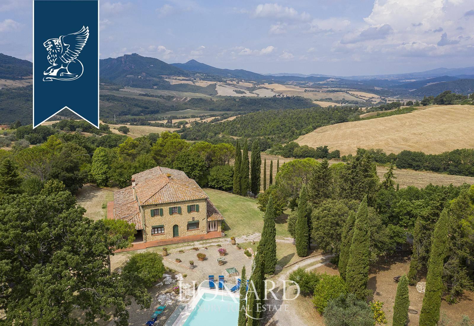Villa in Vendita a Pomarance: 0 locali, 956 mq - Foto 6