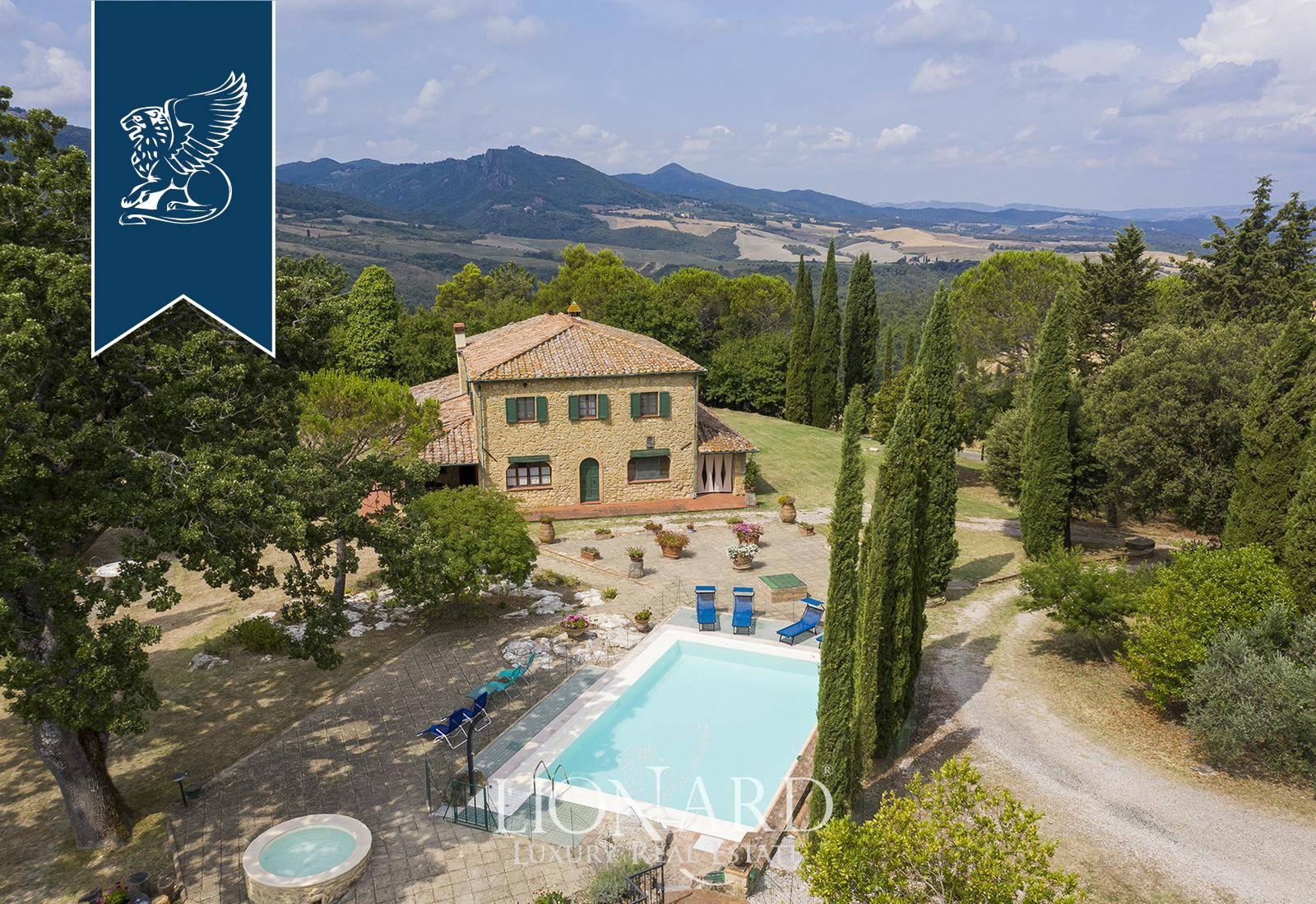 Villa in Vendita a Pomarance: 0 locali, 956 mq - Foto 8