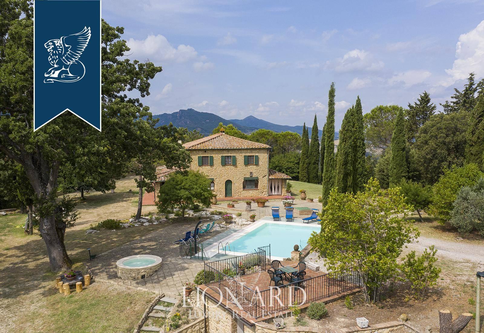 Villa in Vendita a Pomarance: 0 locali, 956 mq - Foto 7