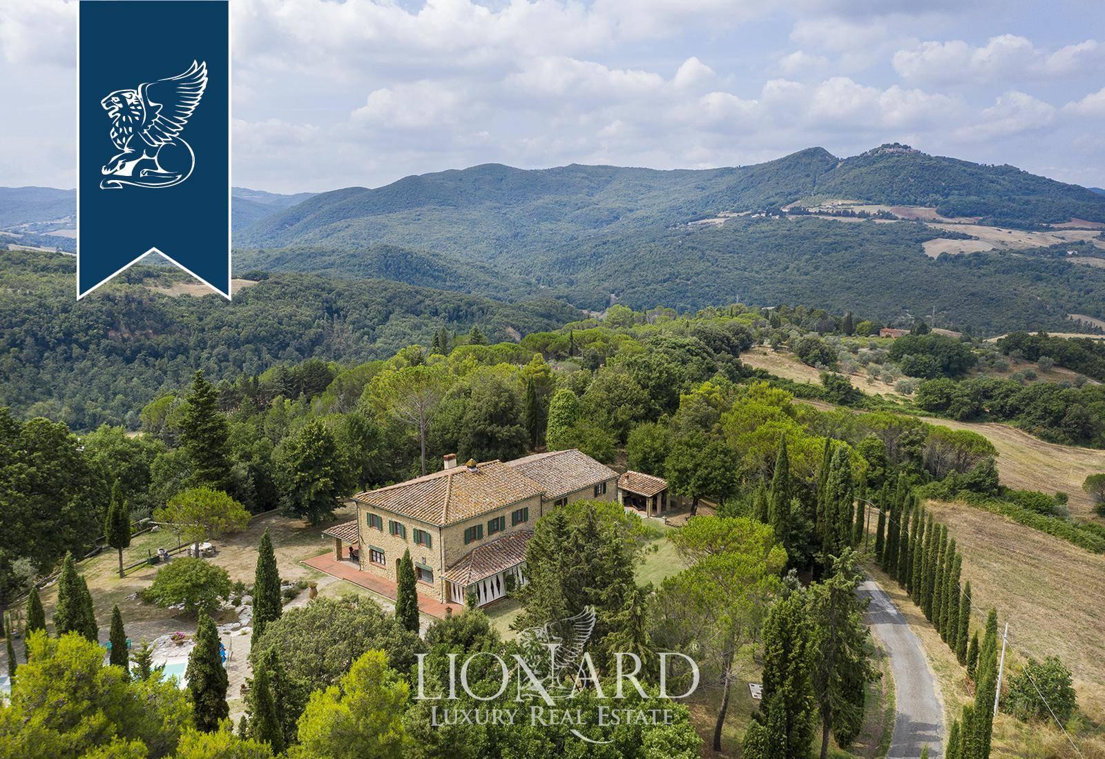 Villa in Vendita a Pomarance: 0 locali, 956 mq - Foto 4