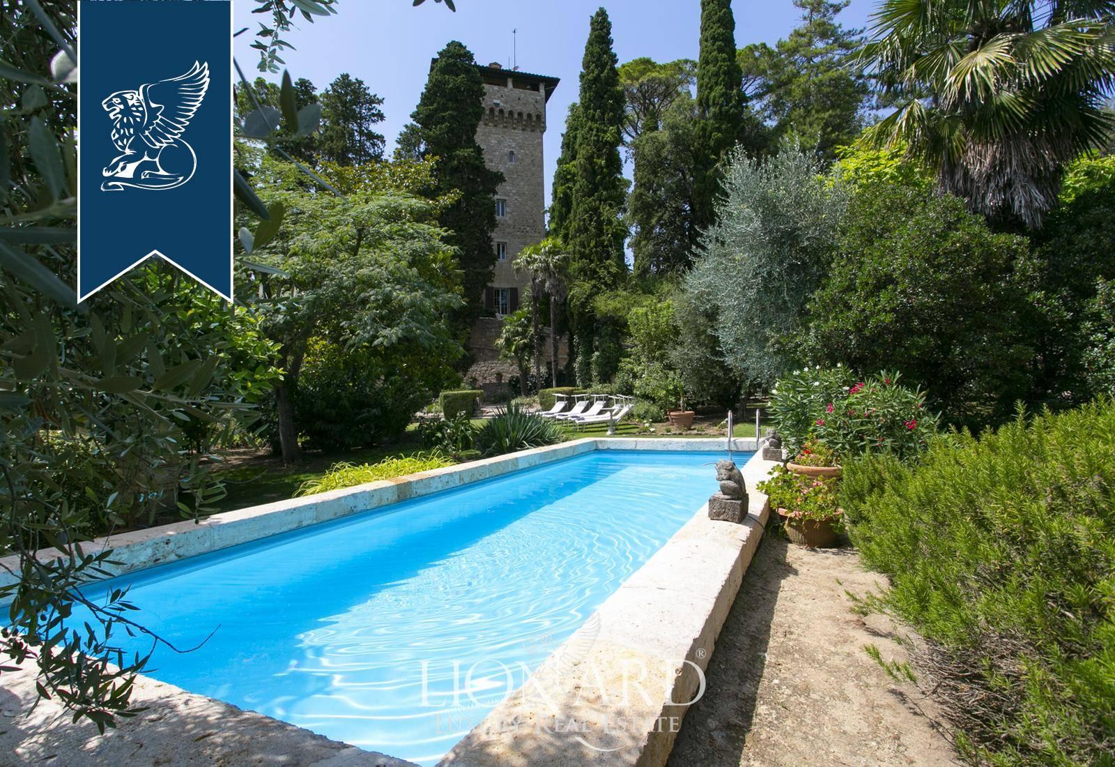 Villa in Vendita a Cetona: 0 locali, 1200 mq - Foto 1