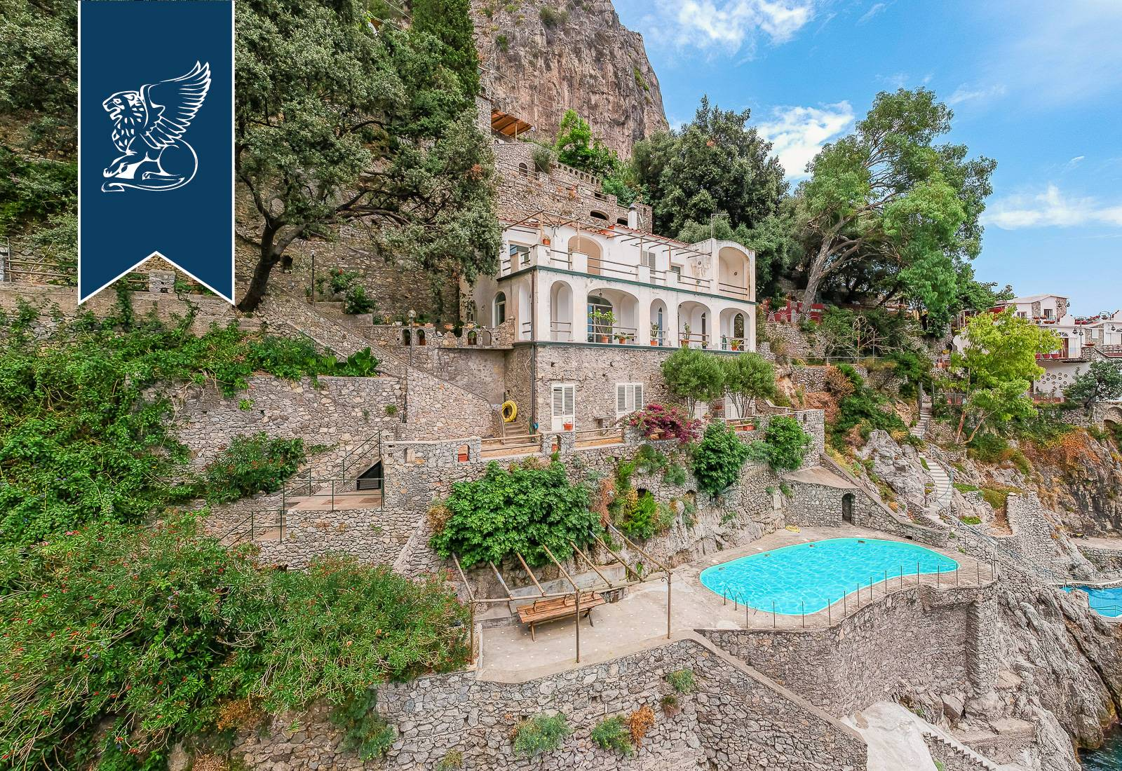 Villa in Vendita a Furore: 0 locali, 350 mq - Foto 4
