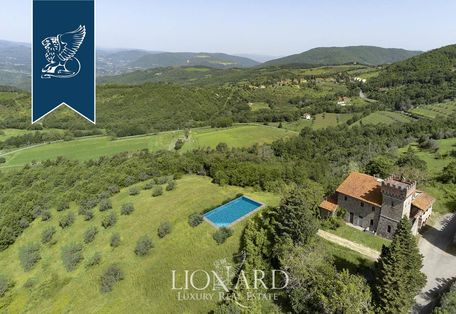 Villa in Vendita a Subbiano: 0 locali, 2040 mq - Foto 2