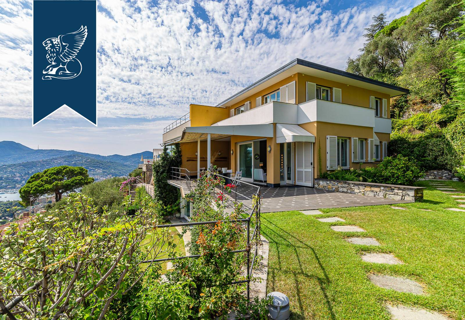 Villa in Vendita a Zoagli: 0 locali, 500 mq - Foto 3