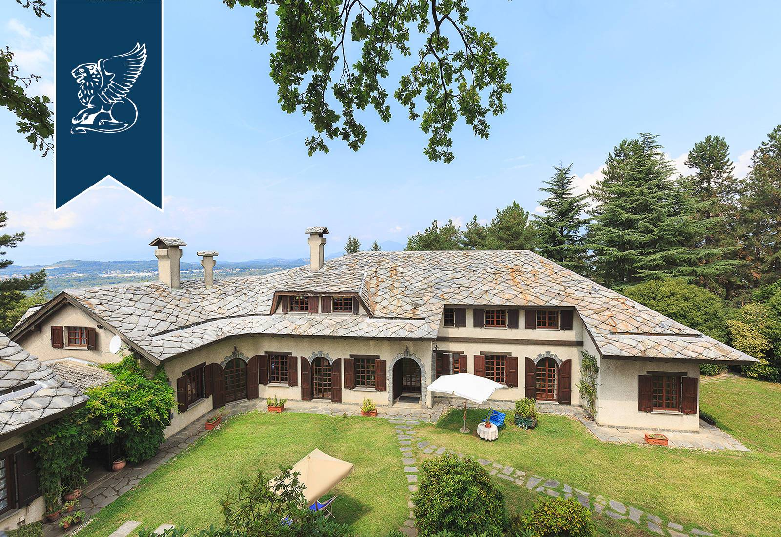 Villa in Vendita a Bodio Lomnago: 0 locali, 1000 mq - Foto 6