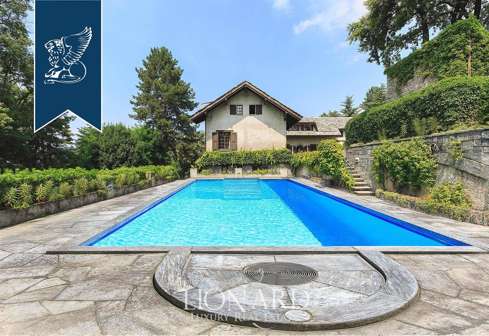 Villa in Vendita a Bodio Lomnago: 0 locali, 1000 mq - Foto 9