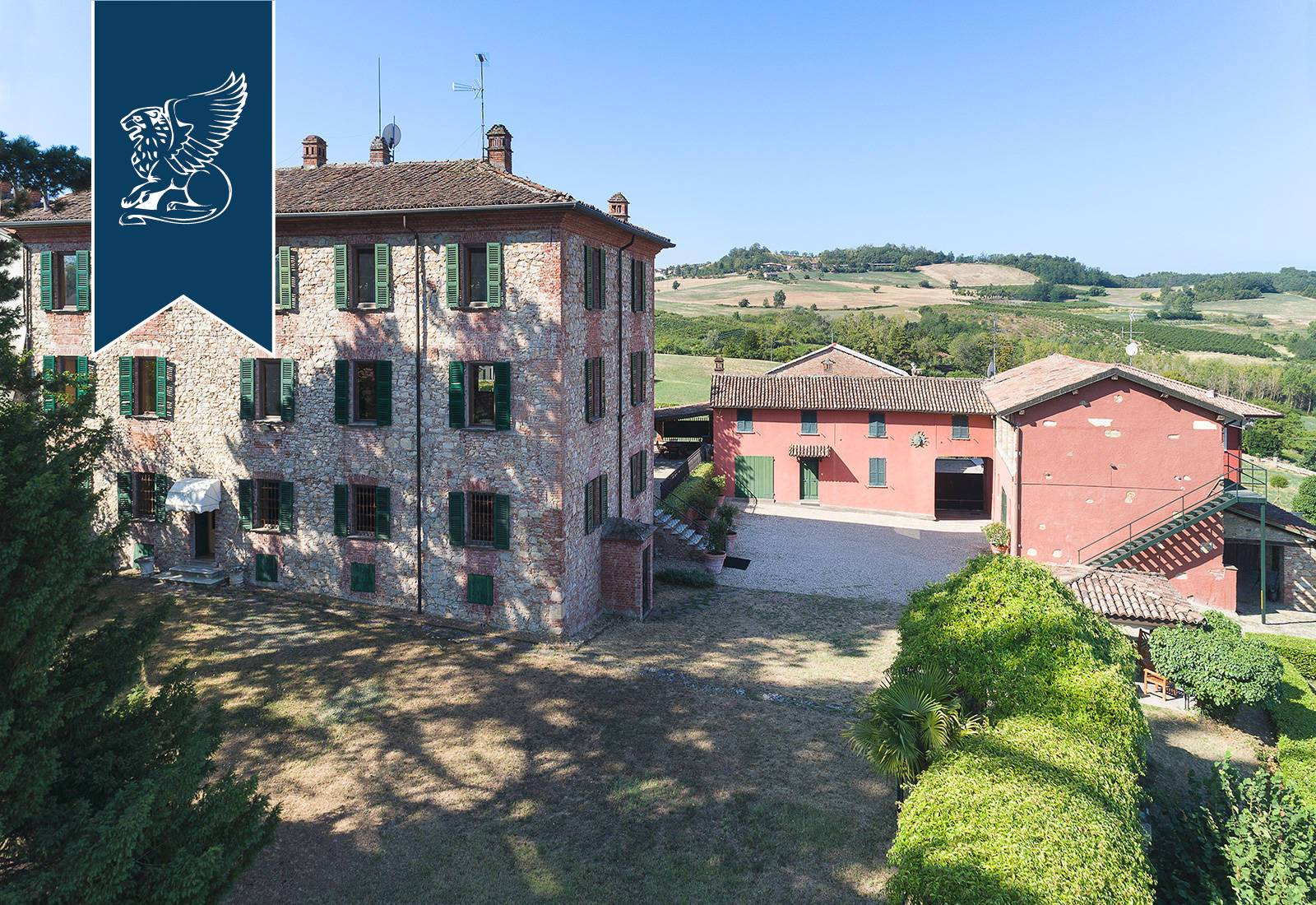 Villa in Vendita a Monleale: 0 locali, 1000 mq - Foto 6