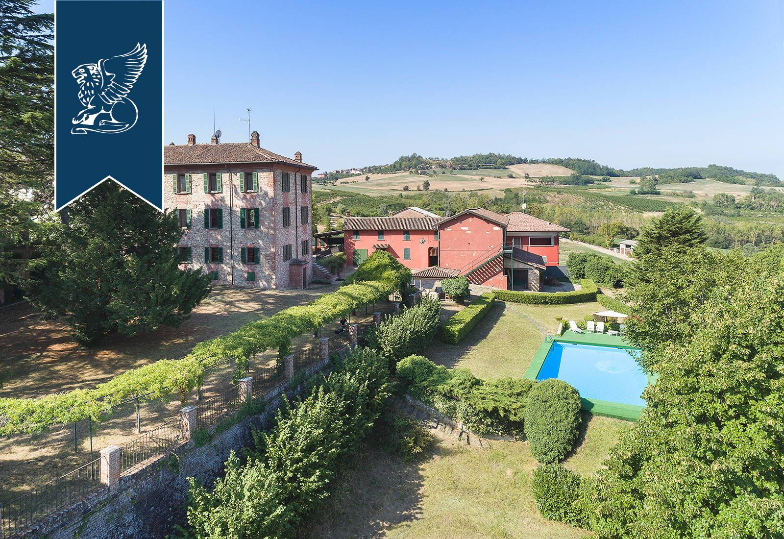 Villa in Vendita a Monleale: 0 locali, 1000 mq - Foto 7