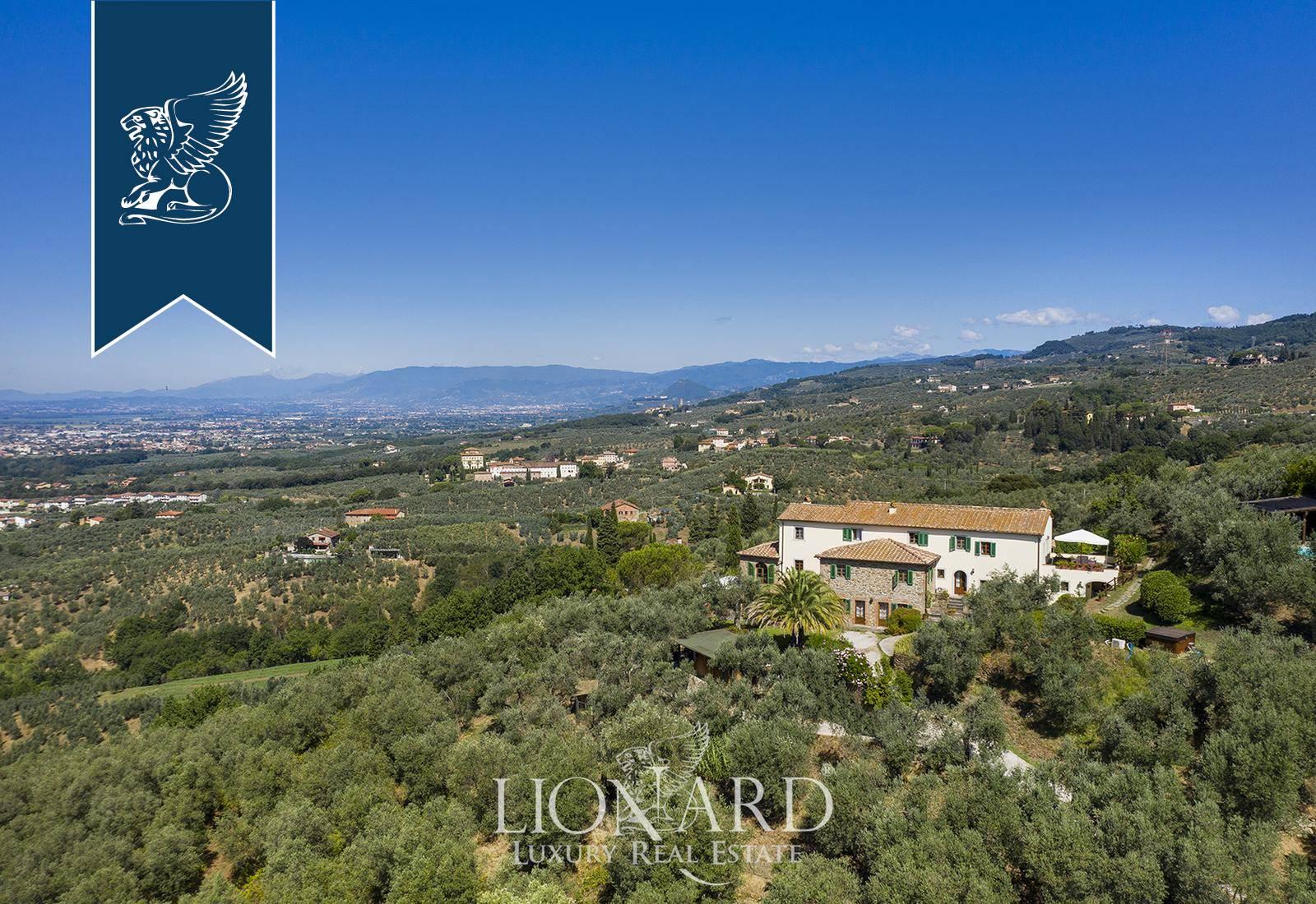 Villa in Vendita a Lamporecchio: 0 locali, 600 mq - Foto 4