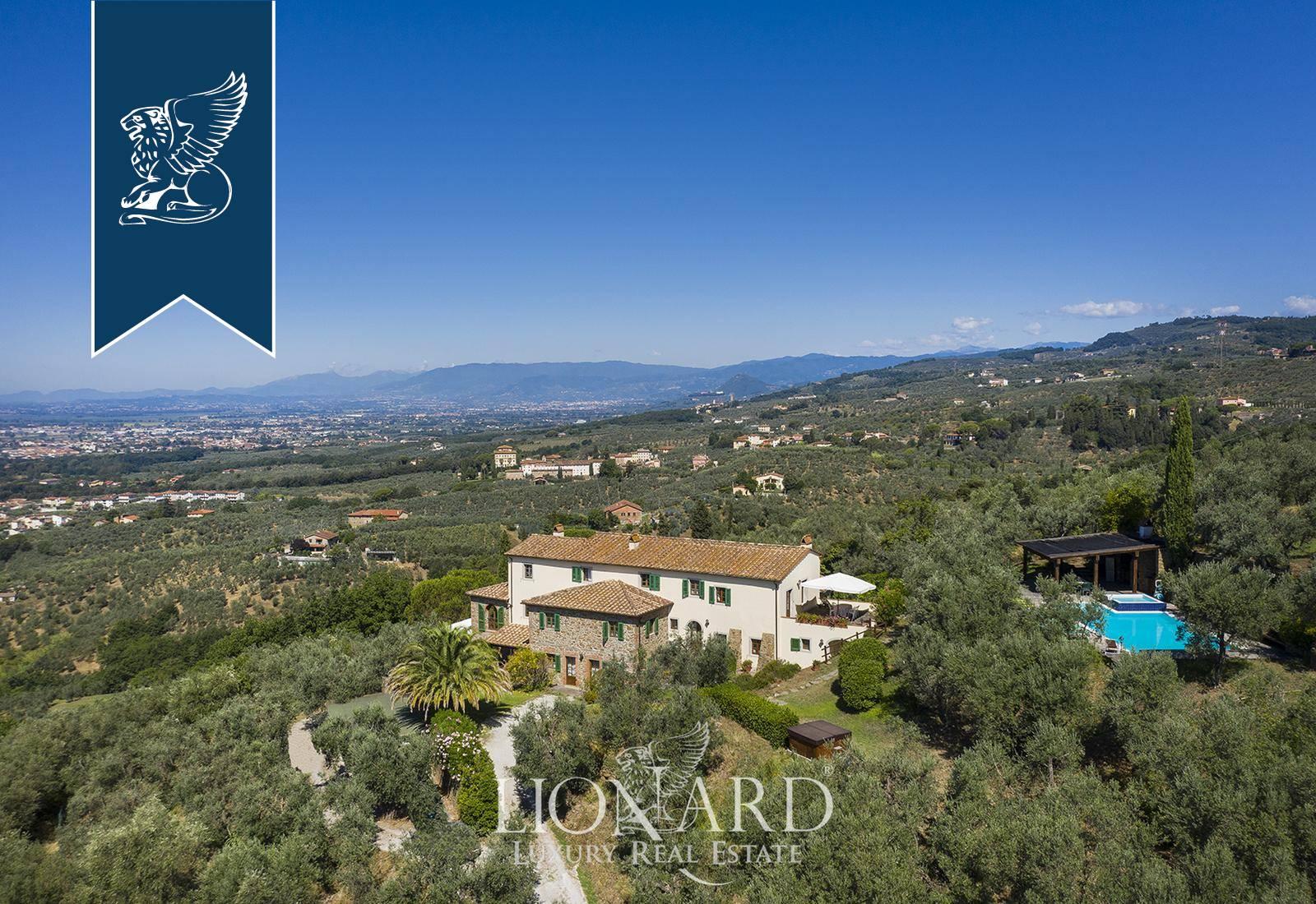 Villa in Vendita a Lamporecchio: 600 mq