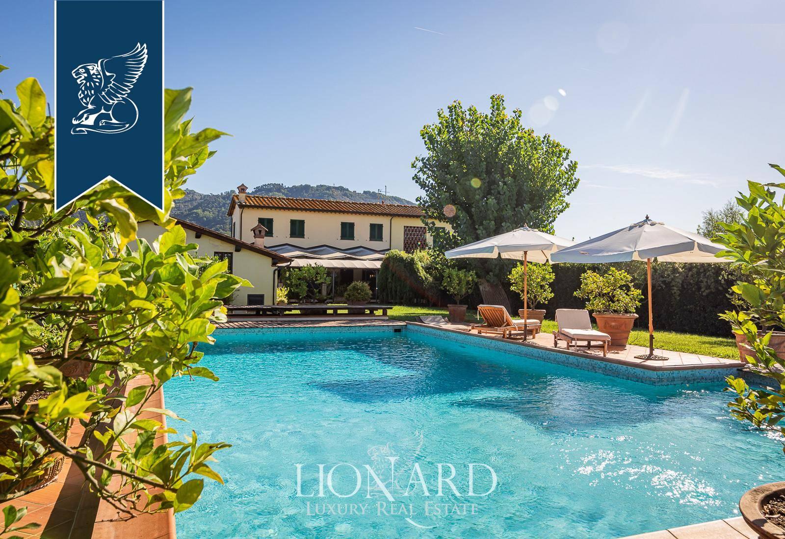 Villa in Vendita a Massarosa: 530 mq