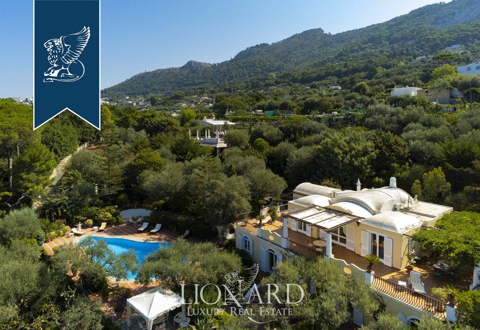 Villa in Vendita a Anacapri: 0 locali, 299 mq - Foto 5