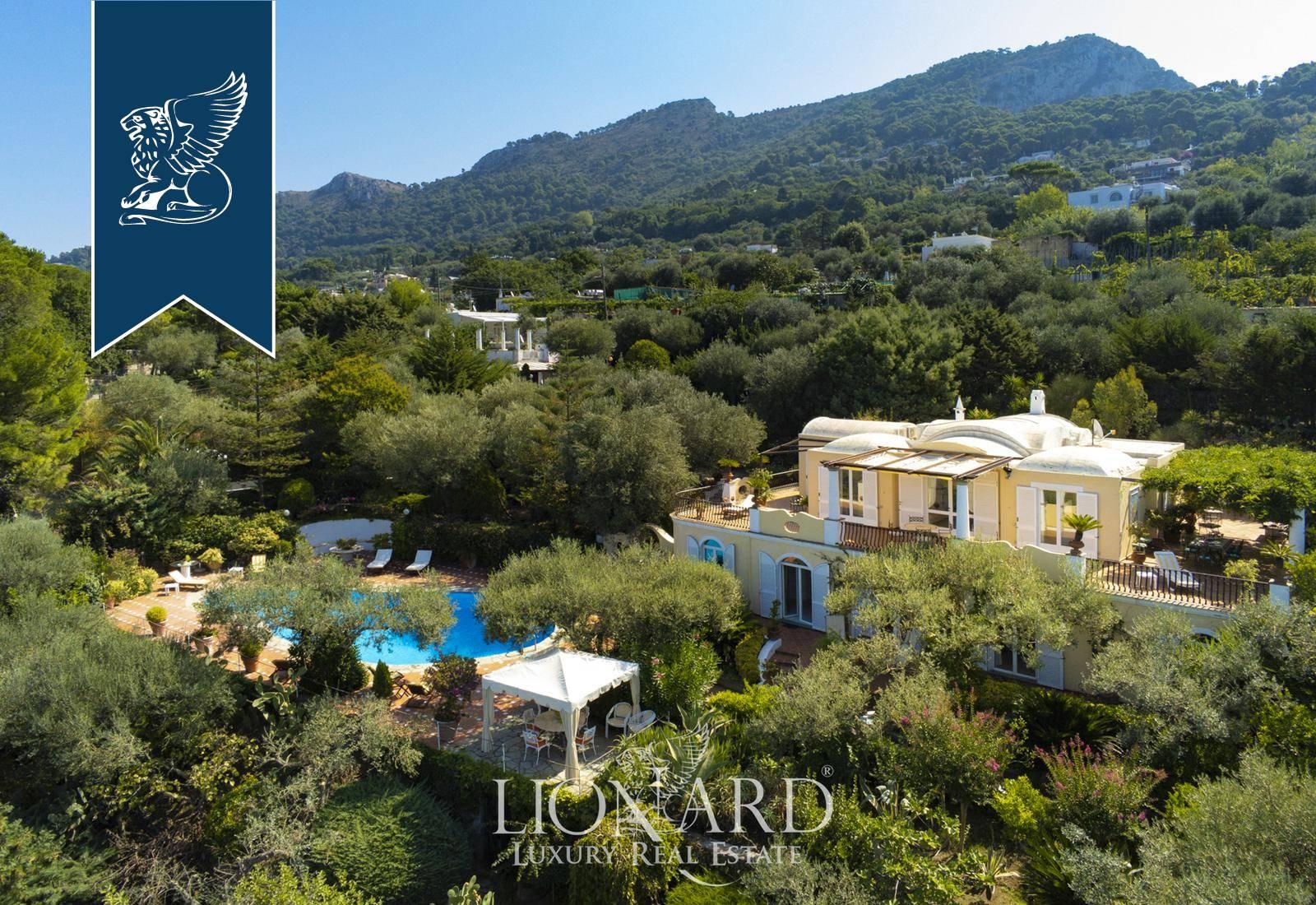 Villa in Vendita a Anacapri: 0 locali, 299 mq - Foto 2