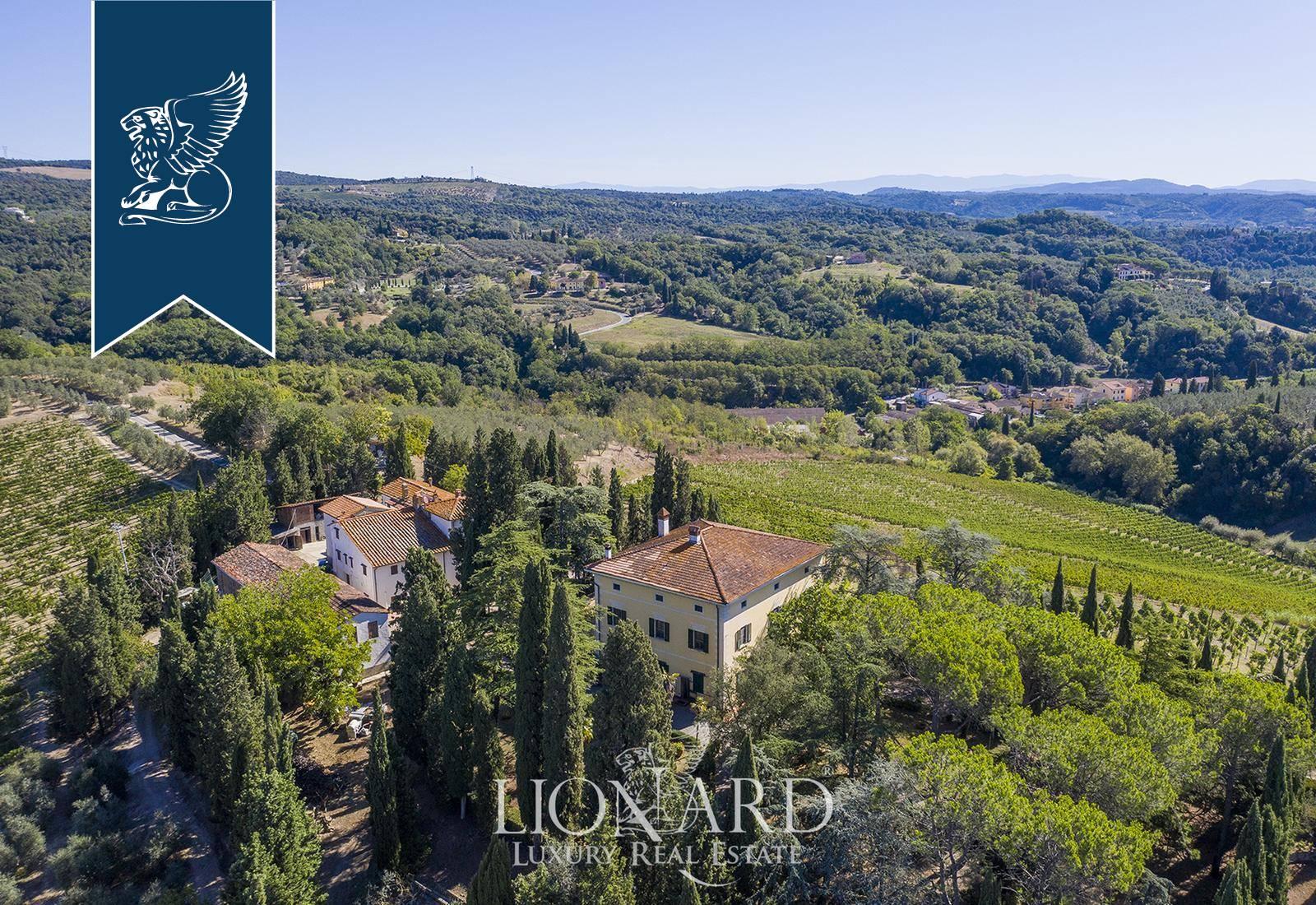 Villa in Vendita a Capraia E Limite: 0 locali, 2600 mq - Foto 2