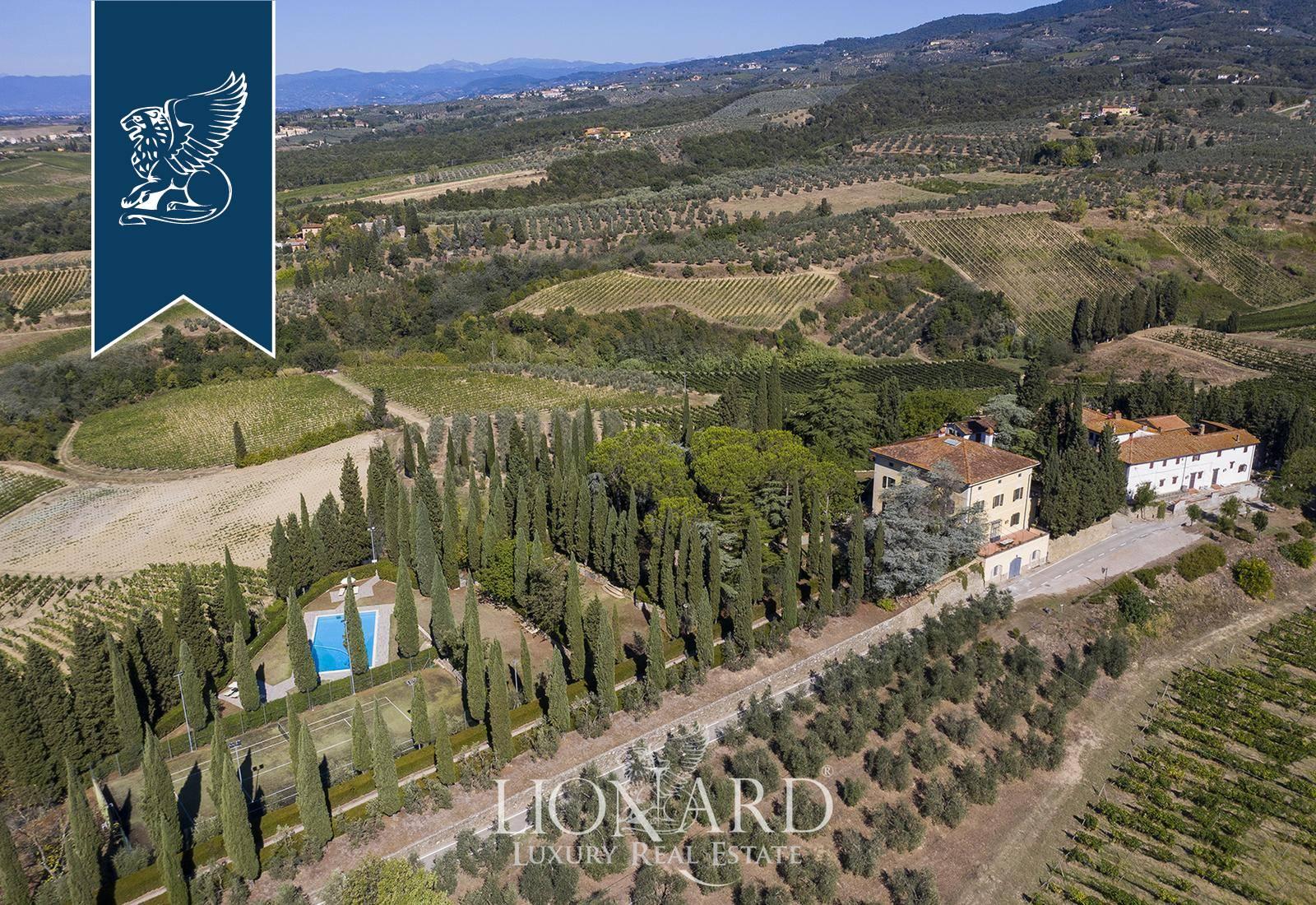 Villa in Vendita a Capraia E Limite: 0 locali, 2600 mq - Foto 3