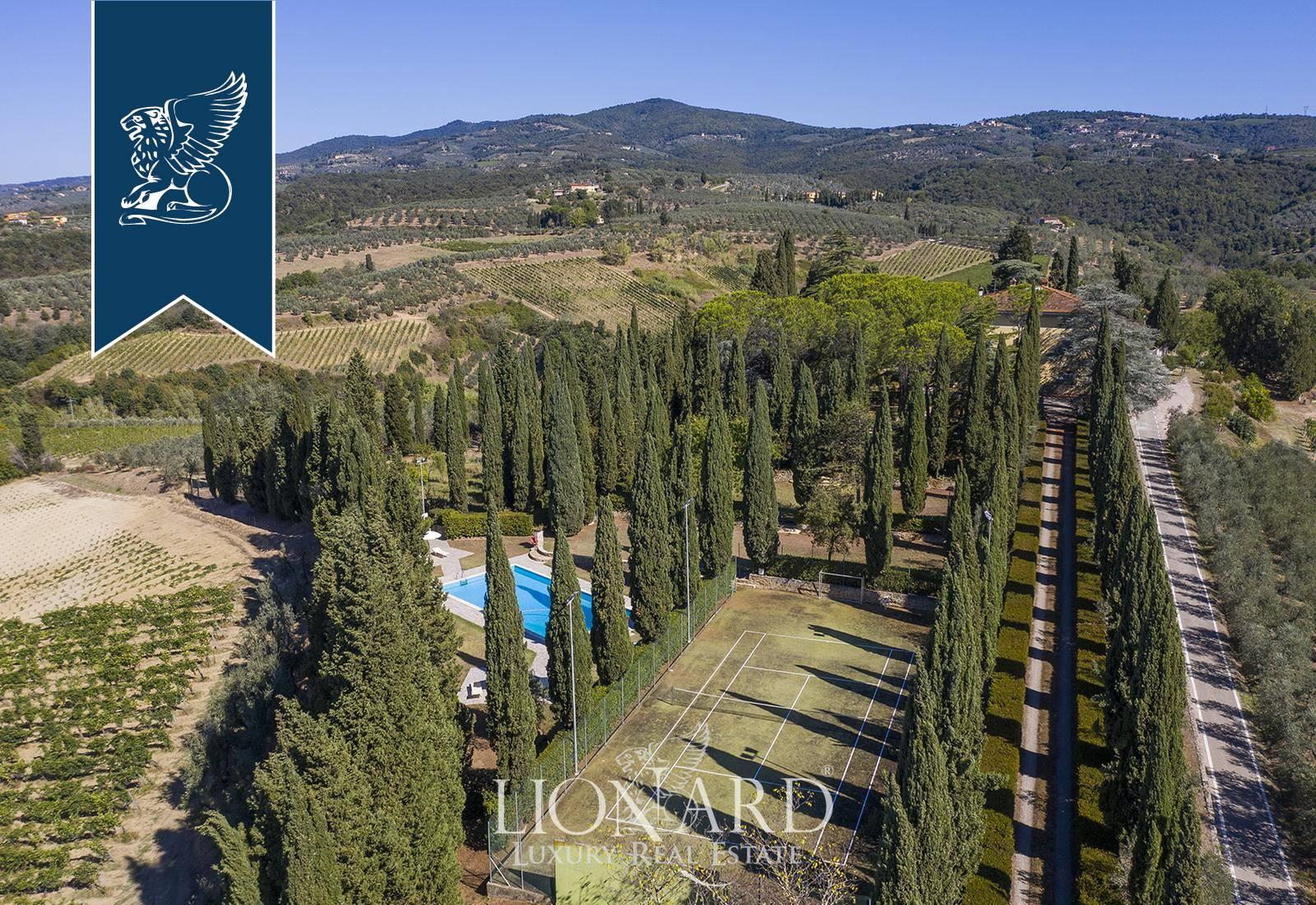 Villa in Vendita a Capraia E Limite: 0 locali, 2600 mq - Foto 5