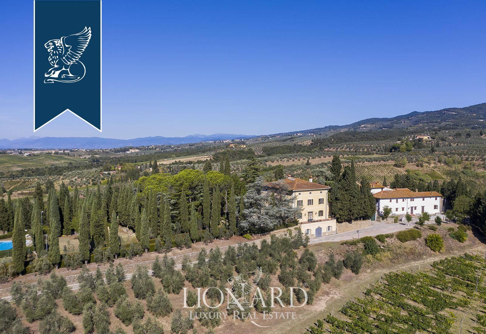 Villa in Vendita a Capraia E Limite: 0 locali, 2600 mq - Foto 1
