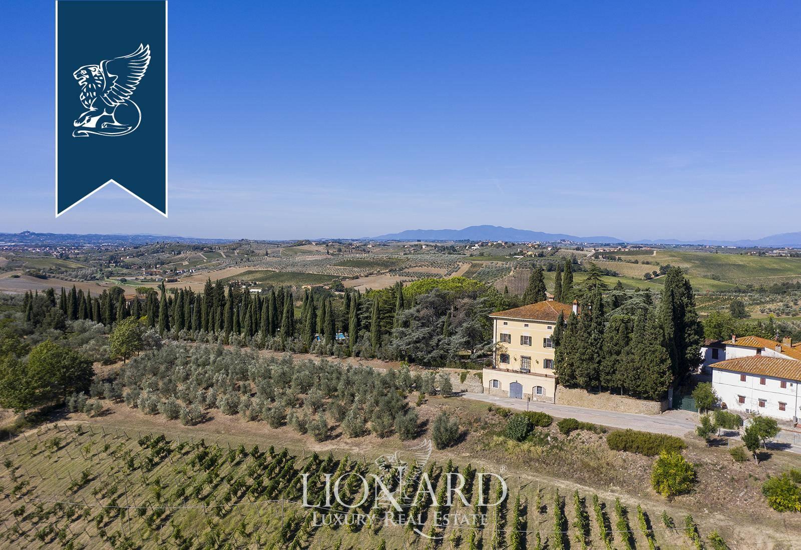 Villa in Vendita a Capraia E Limite: 0 locali, 2600 mq - Foto 4