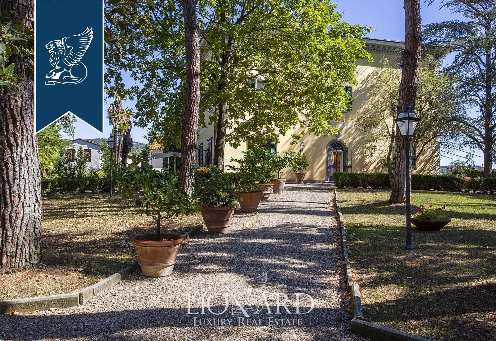 Villa in Vendita a Capraia E Limite: 0 locali, 2600 mq - Foto 7