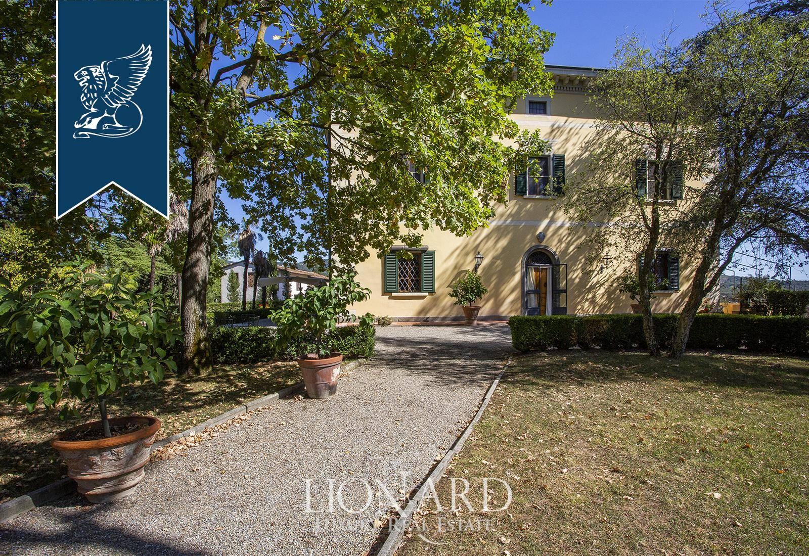 Villa in Vendita a Capraia E Limite: 0 locali, 2600 mq - Foto 8