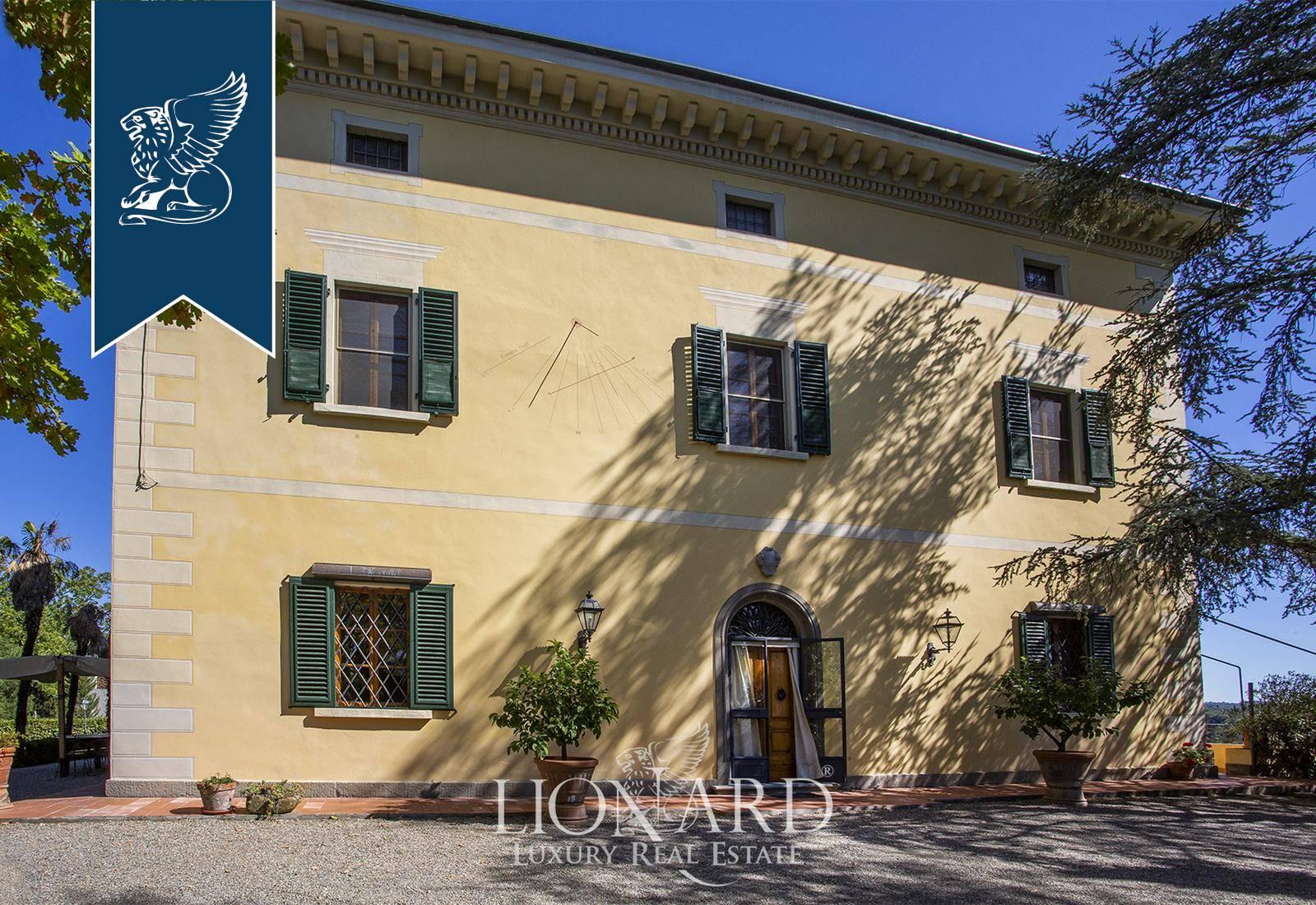 Villa in Vendita a Capraia E Limite: 0 locali, 2600 mq - Foto 9