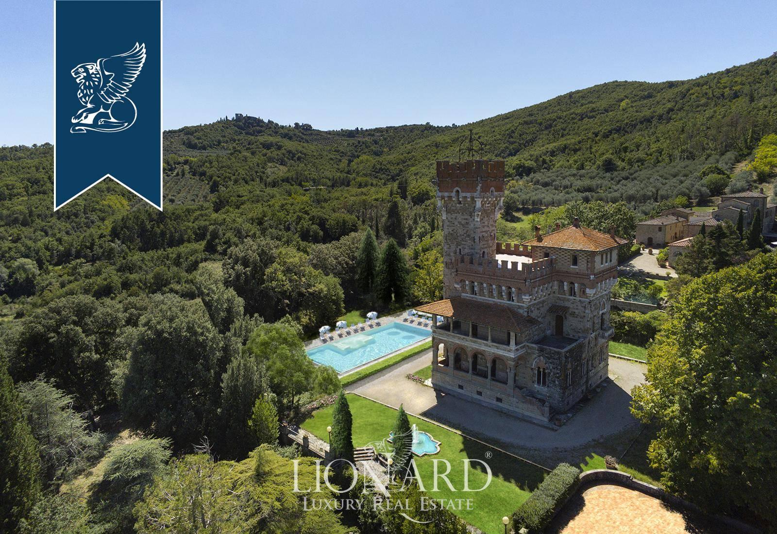 Villa in Vendita a Bucine: 1000 mq