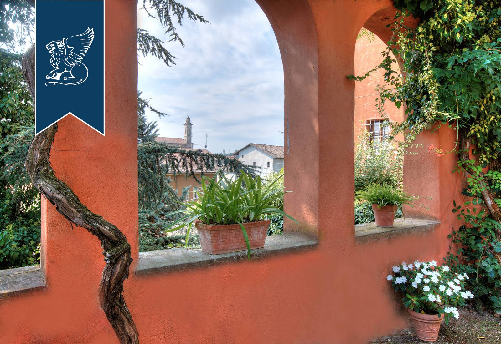 Villa in Vendita a Piozzo: 0 locali, 1700 mq - Foto 9