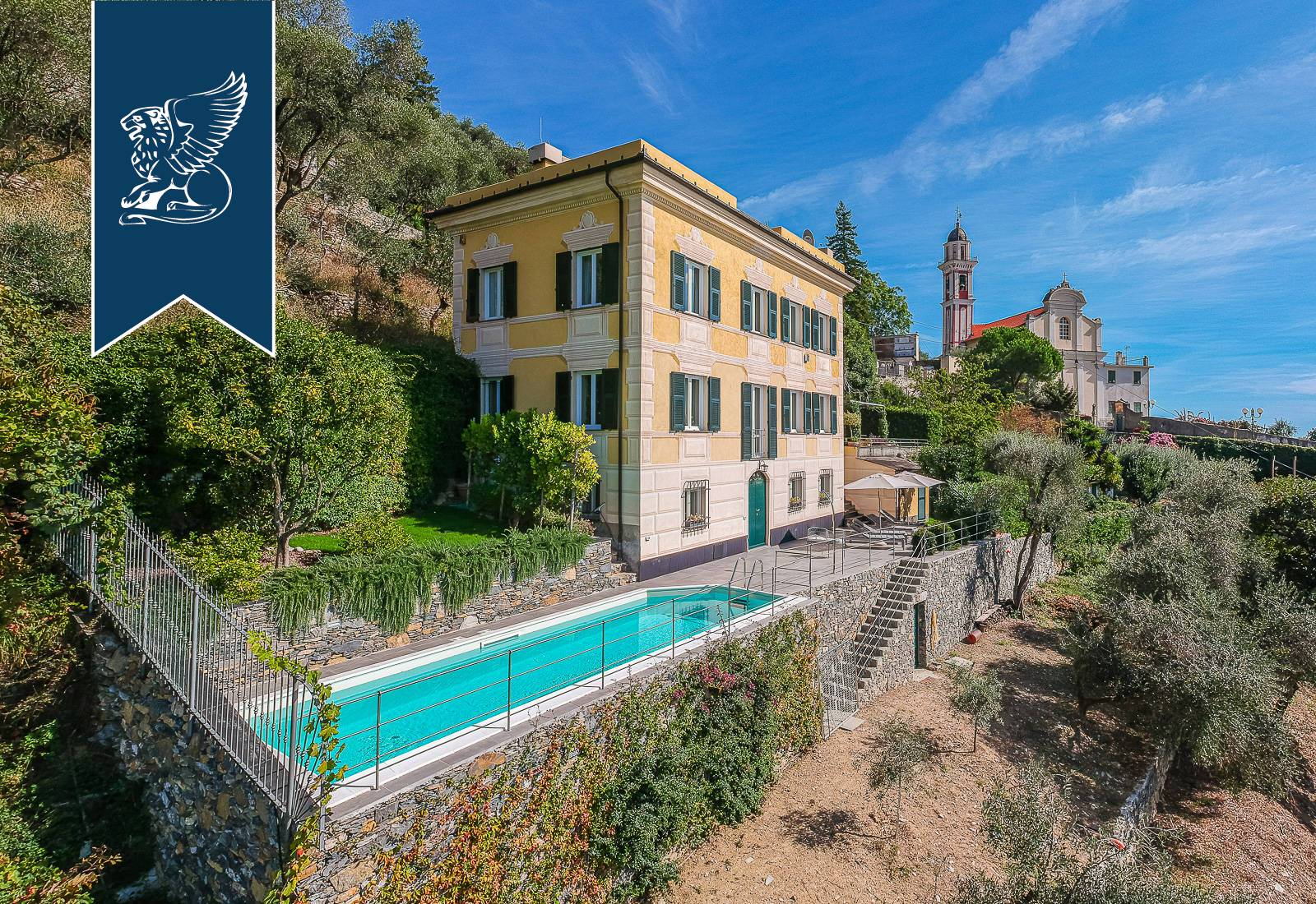 Villa in Vendita a Chiavari: 0 locali, 500 mq - Foto 5