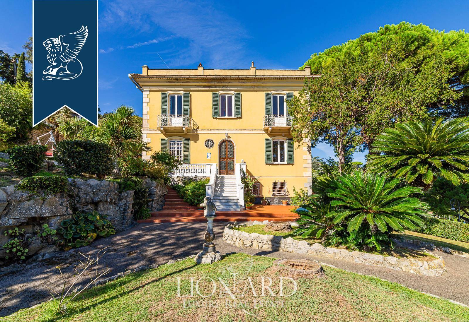 Villa in Vendita a Rapallo: 0 locali, 492 mq - Foto 8