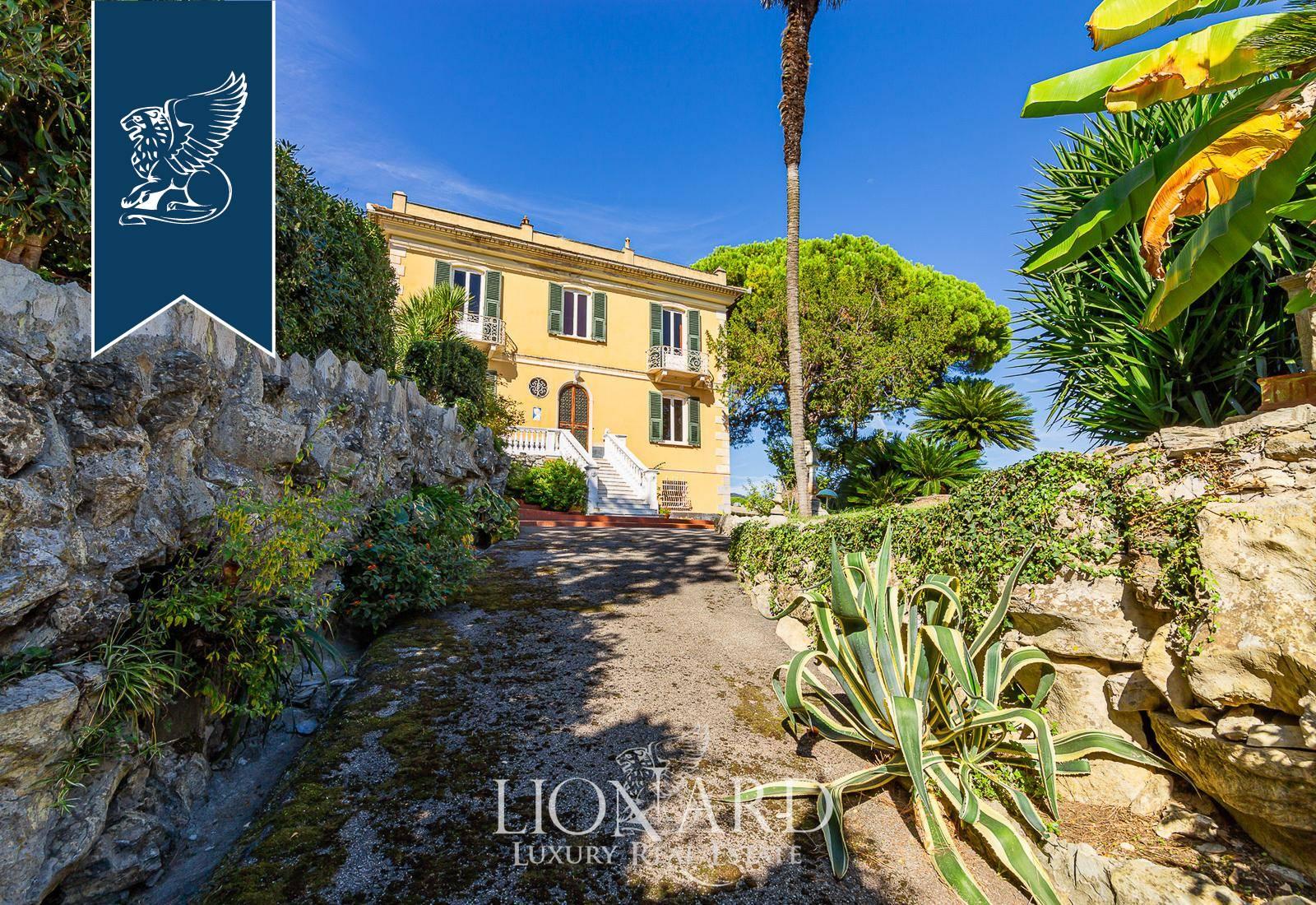 Villa in Vendita a Rapallo: 0 locali, 492 mq - Foto 9
