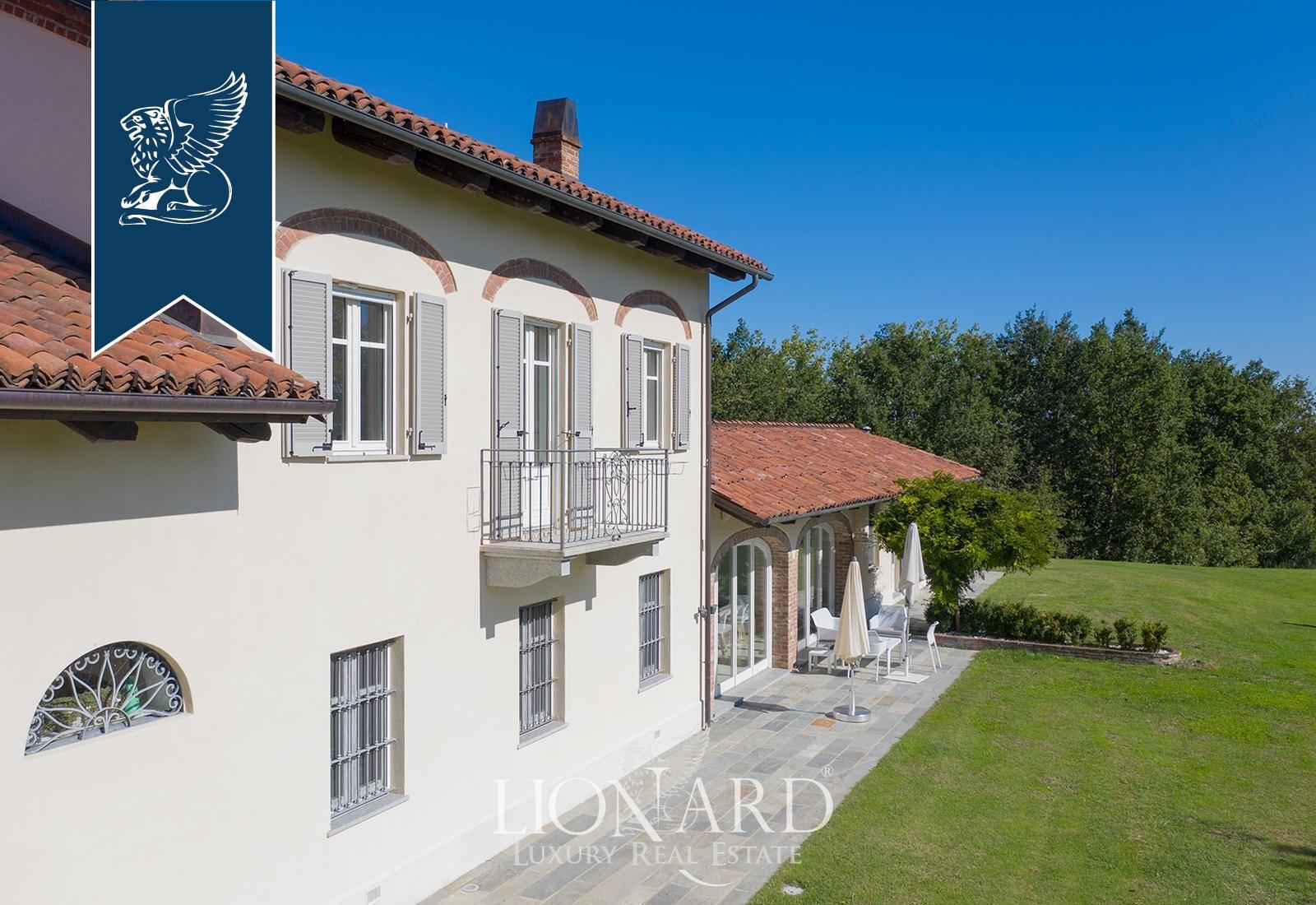 Villa in Vendita a Villafranca D'Asti: 0 locali, 570 mq - Foto 4