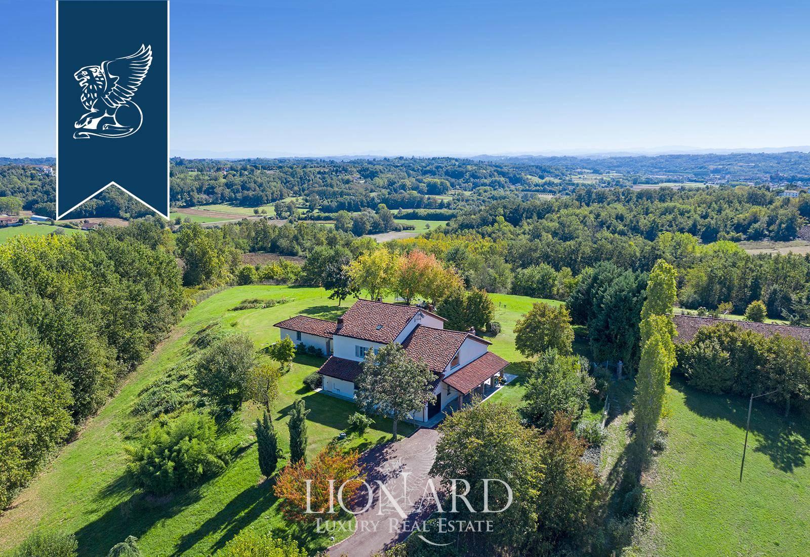 Villa in Vendita a Villafranca D'Asti: 0 locali, 570 mq - Foto 5