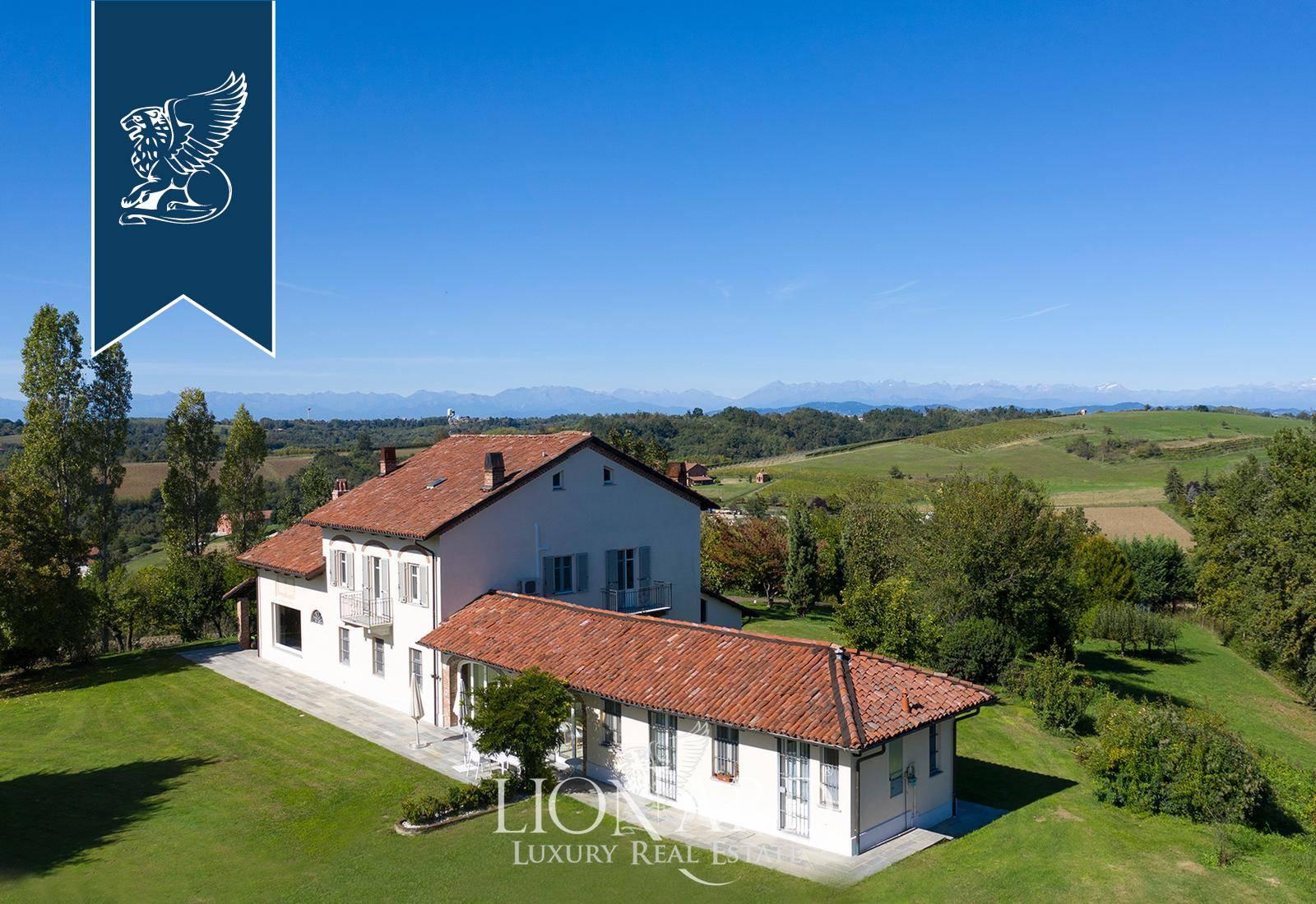 Villa in Vendita a Villafranca D'Asti: 0 locali, 570 mq - Foto 2