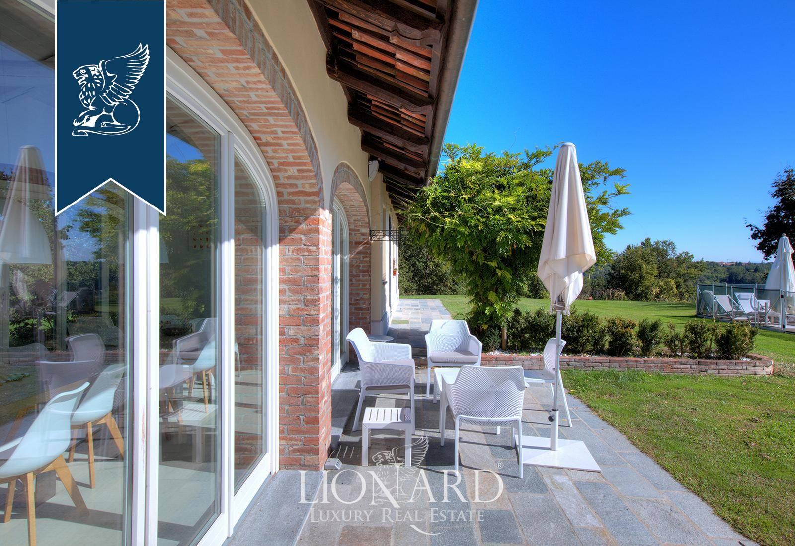 Villa in Vendita a Villafranca D'Asti: 0 locali, 570 mq - Foto 9