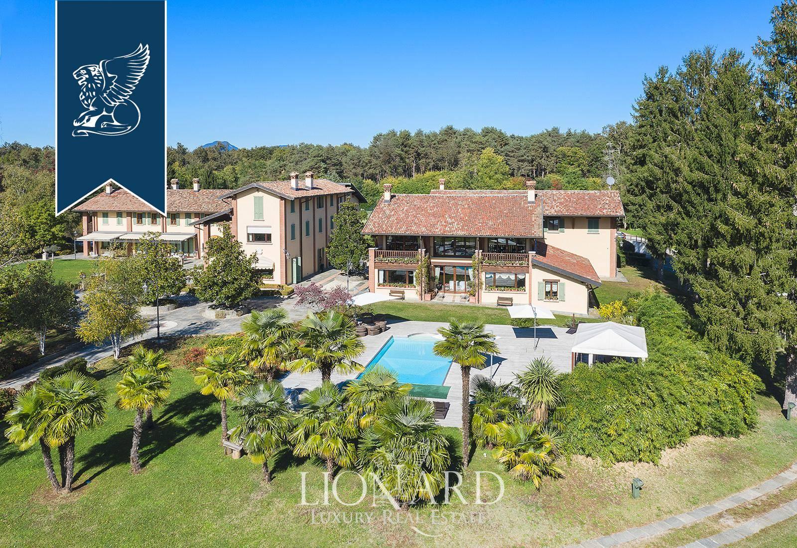 Villa in Vendita a Venegono Superiore: 0 locali, 3200 mq - Foto 3